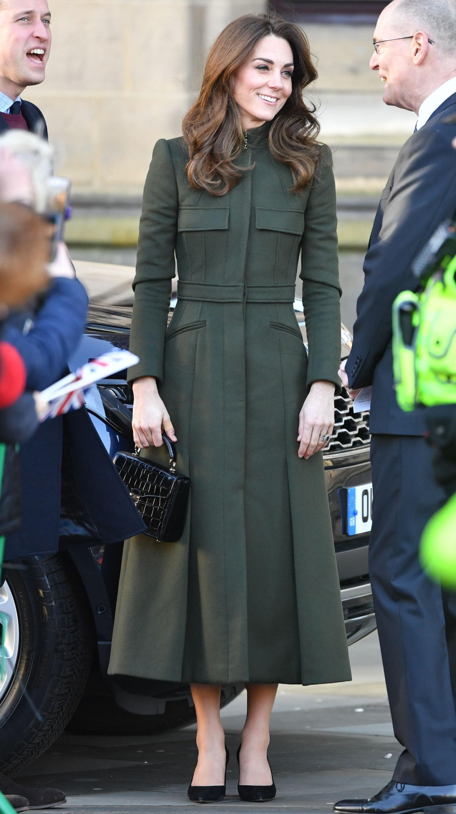 Catherine Duchess of Cambridge Prince William and Catherine Duchess of Cambridge visit to Bradford, UK - 15 Jan 2020, Image: 492901232, License: Rights-managed, Restrictions: , Model Release: no, Credit line: Tim Rooke / Shutterstock Editorial / Profimedia