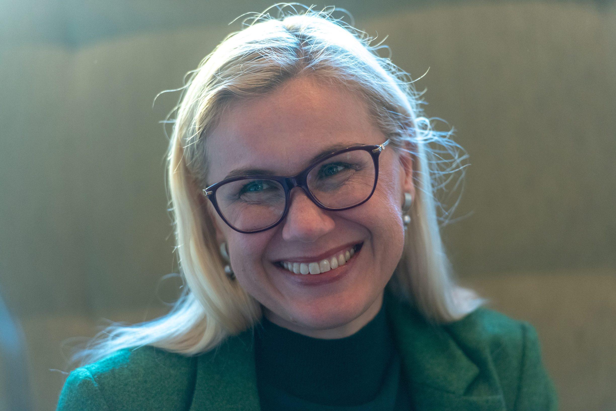 Kadri Simson, europska povjerenica za energiju