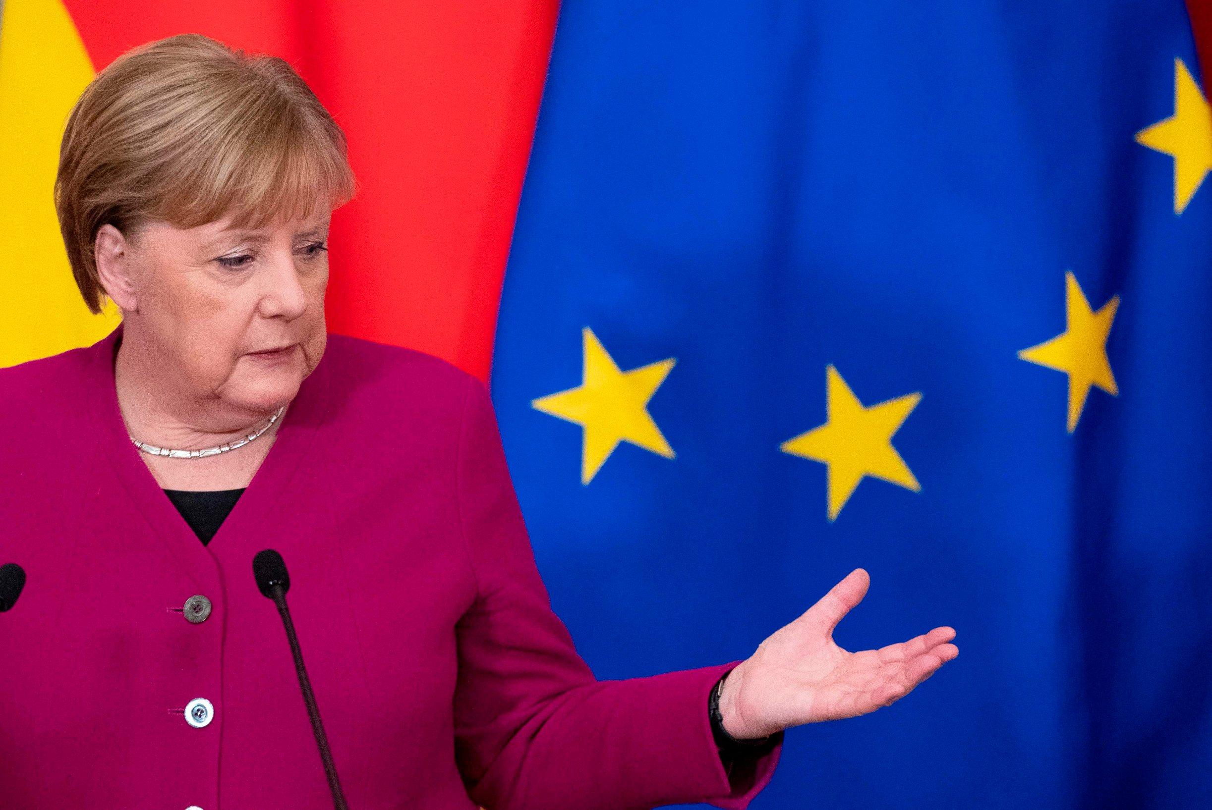 Njemačka kancelarka Angela Merkel
