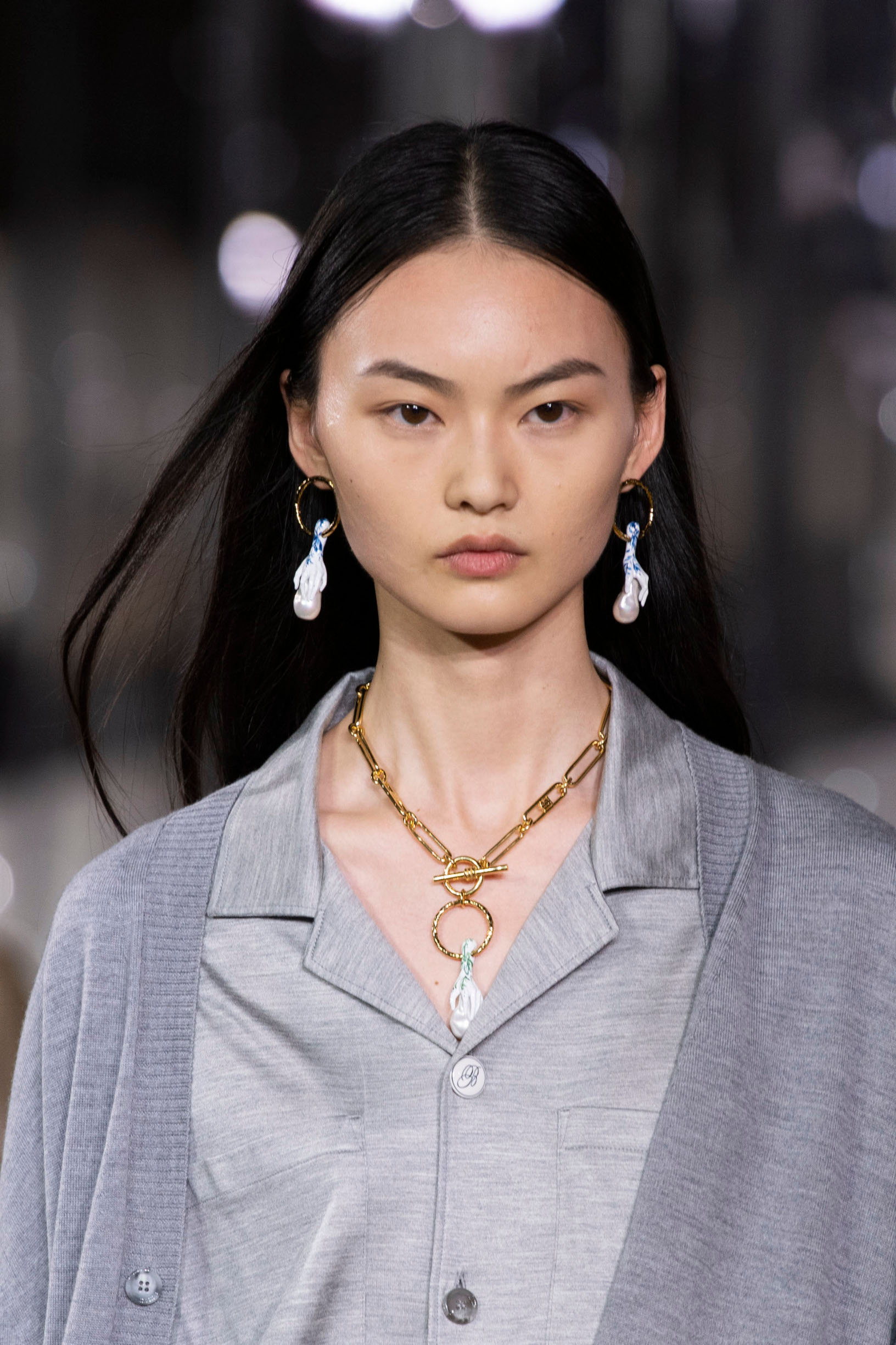 Burberry Spring Summer 2020 Runway fashion show London Fashion Week,  England, UK in September 2019., Image: 471474077, License: Rights-managed, Restrictions: , Model Release: no, Credit line: Rick Gold / Capital pictures / Profimedia