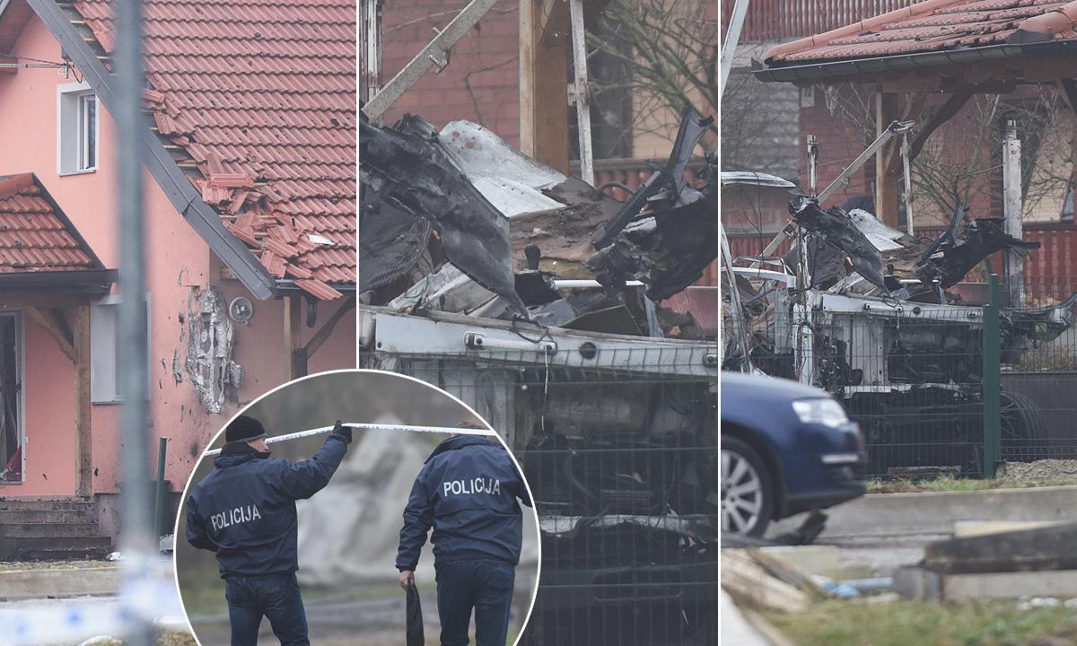 Eksplozija u Karlovcu