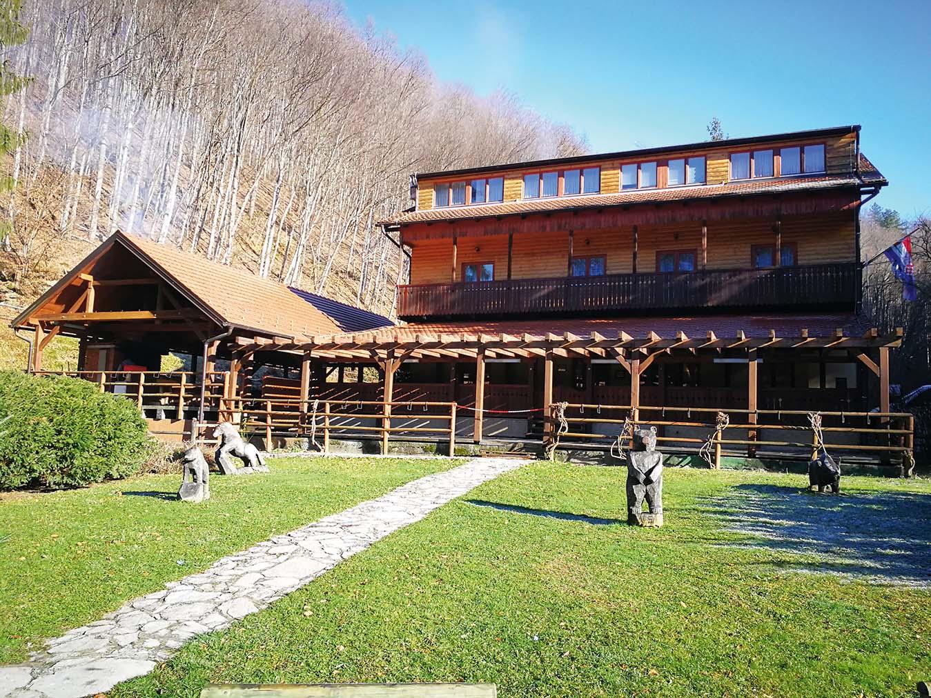 Lovački dom Muljava