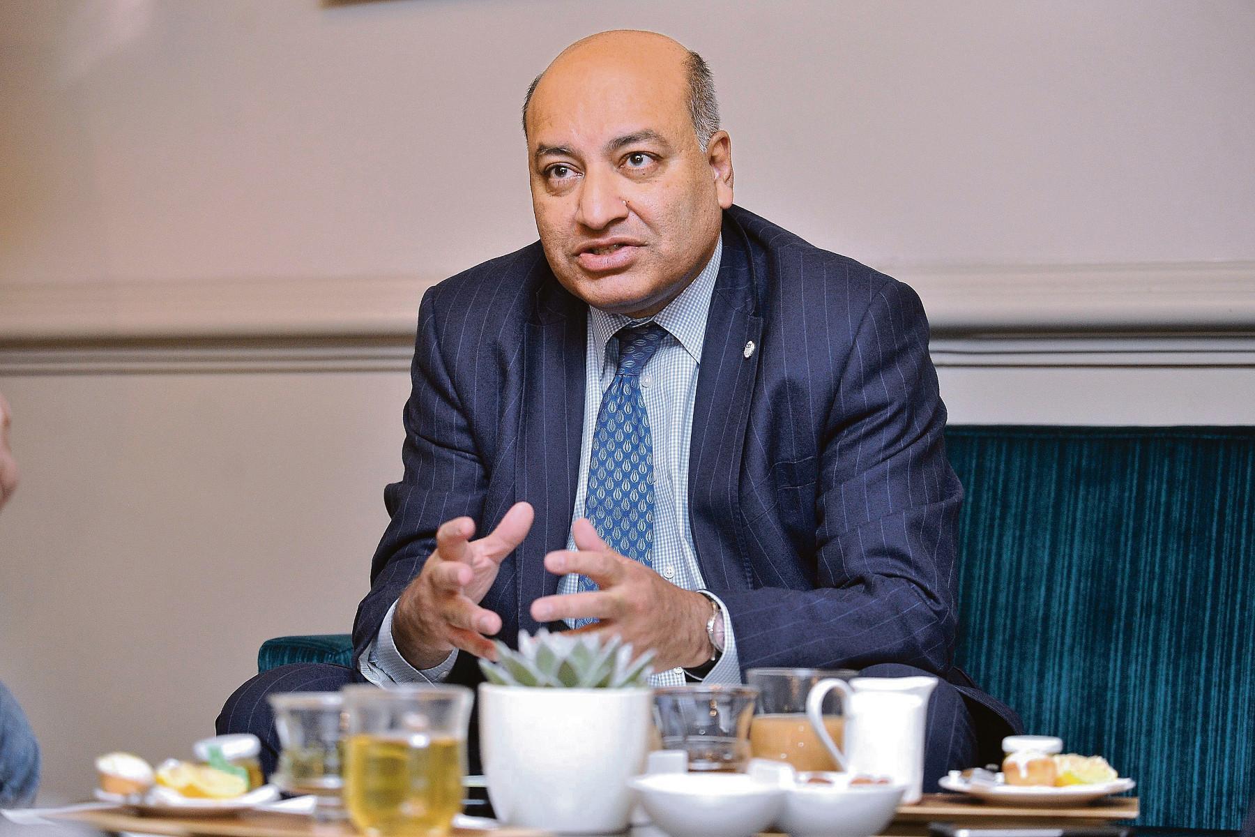 Sir Suma Chakrabarti, predsjednik Europske banke za obnovu i razvo