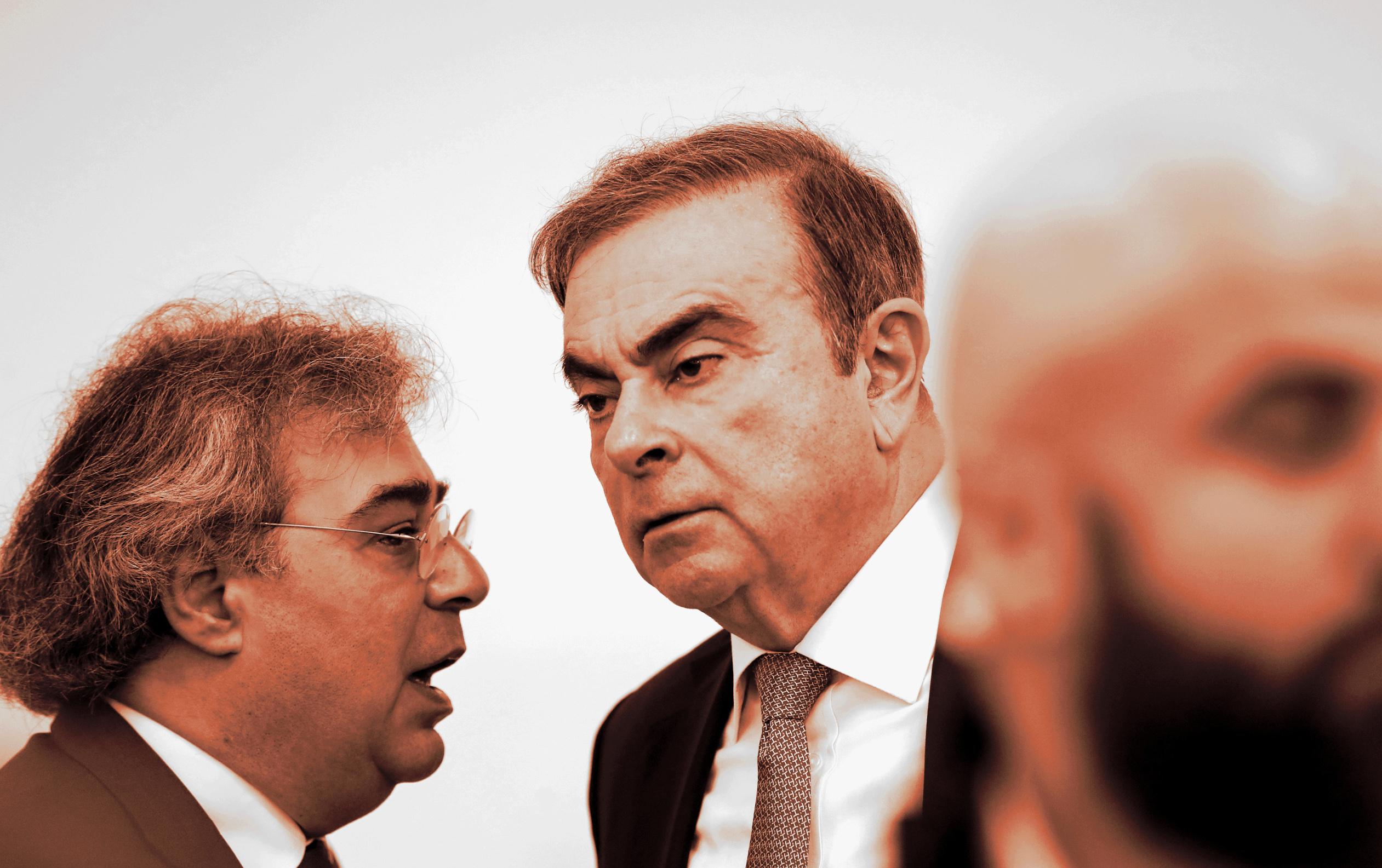 Carlos Ghosn, bivši šef najveće globalne automobilske korporacije Renault-Nissan