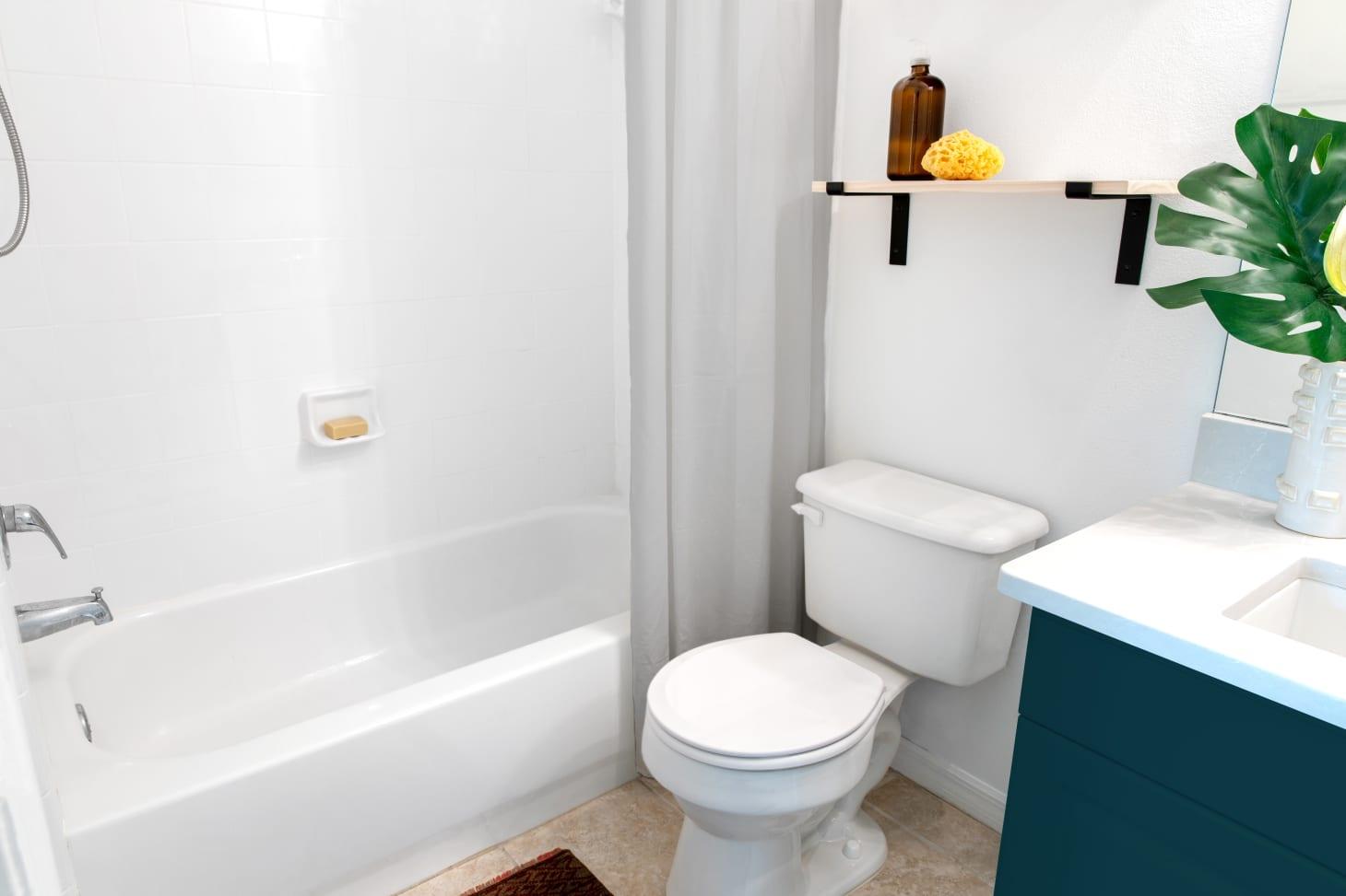 Čiščenje kupaonice