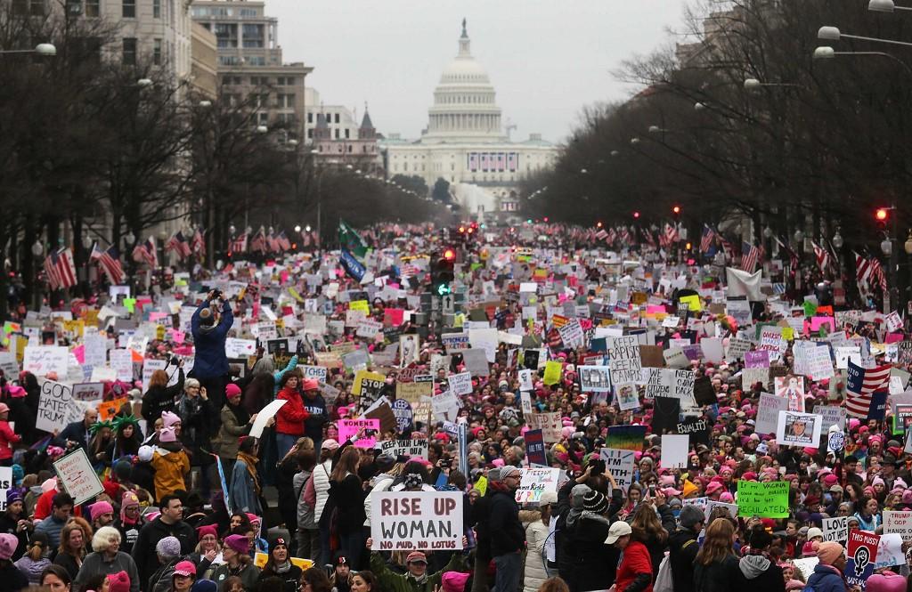 Ženski marš 2017. godine