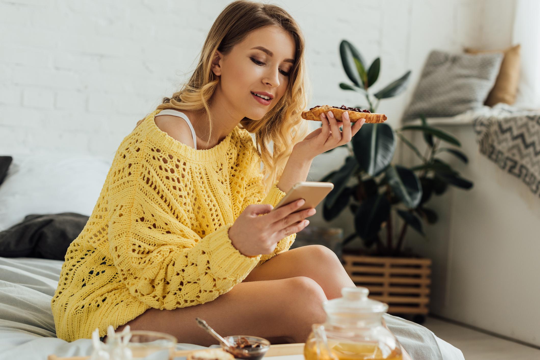 Za razliku od integralnog ili crnog, bijeli kruh ne sadrži vlakna koja su potrebna za normalan rad crijeva i probavu.