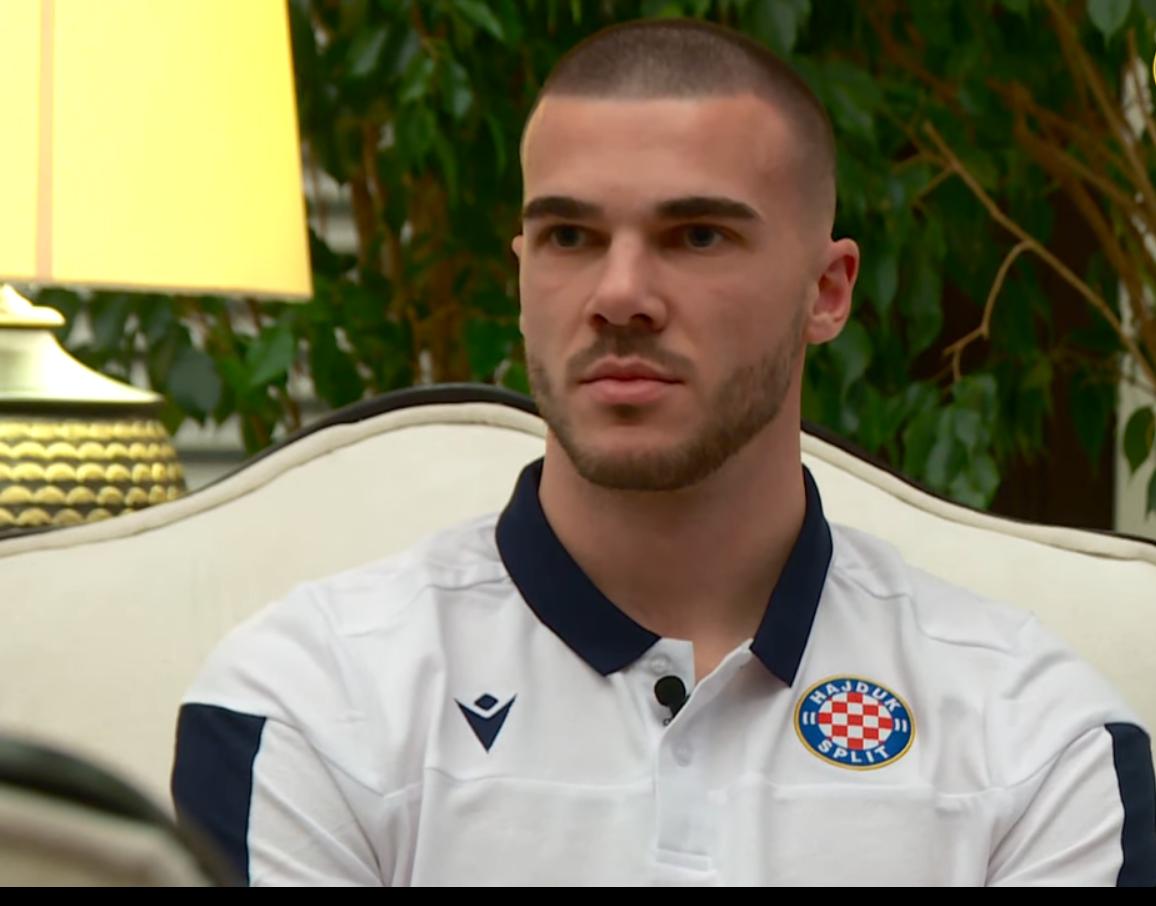 Nihad Mujakić transfer ugovor hajduk foto screenshot