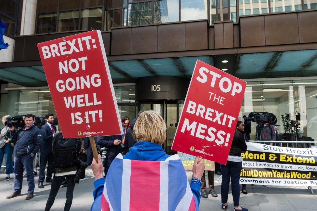 Anti-Brexit prosvjed