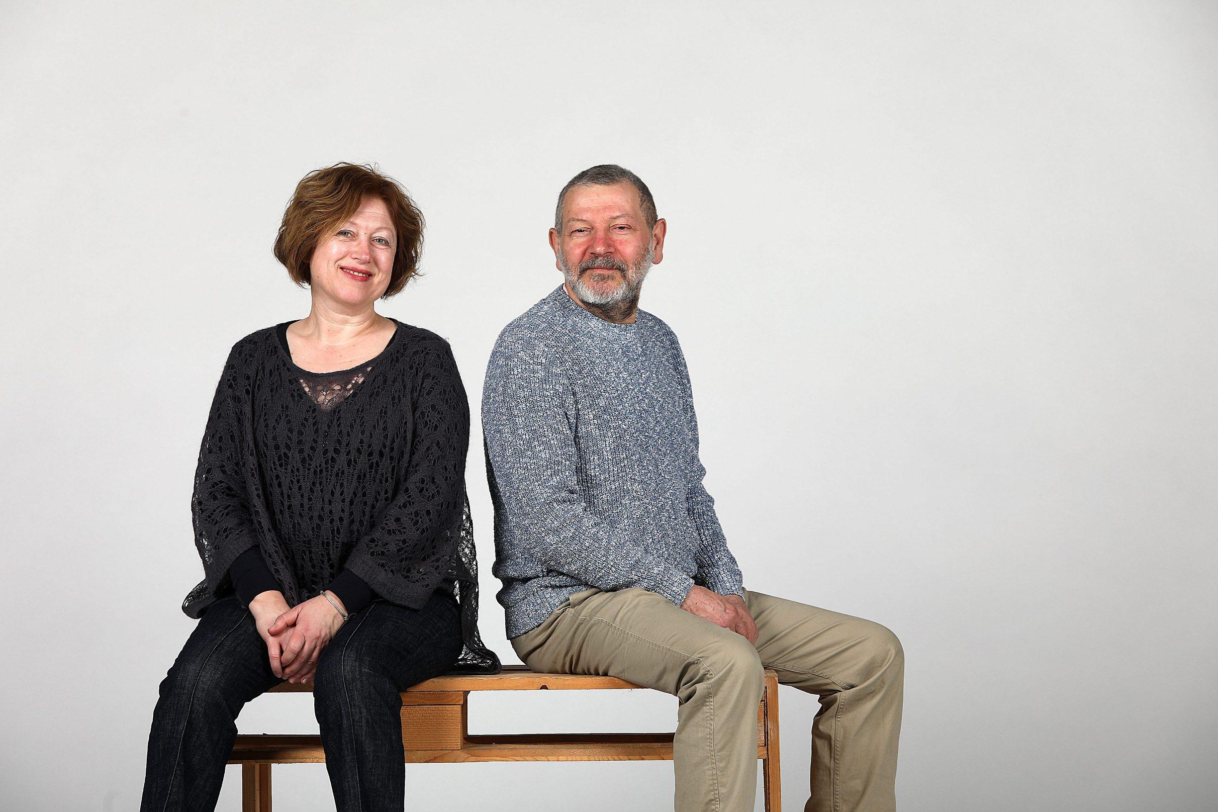 Sonja Vuk i Veljko Mijić