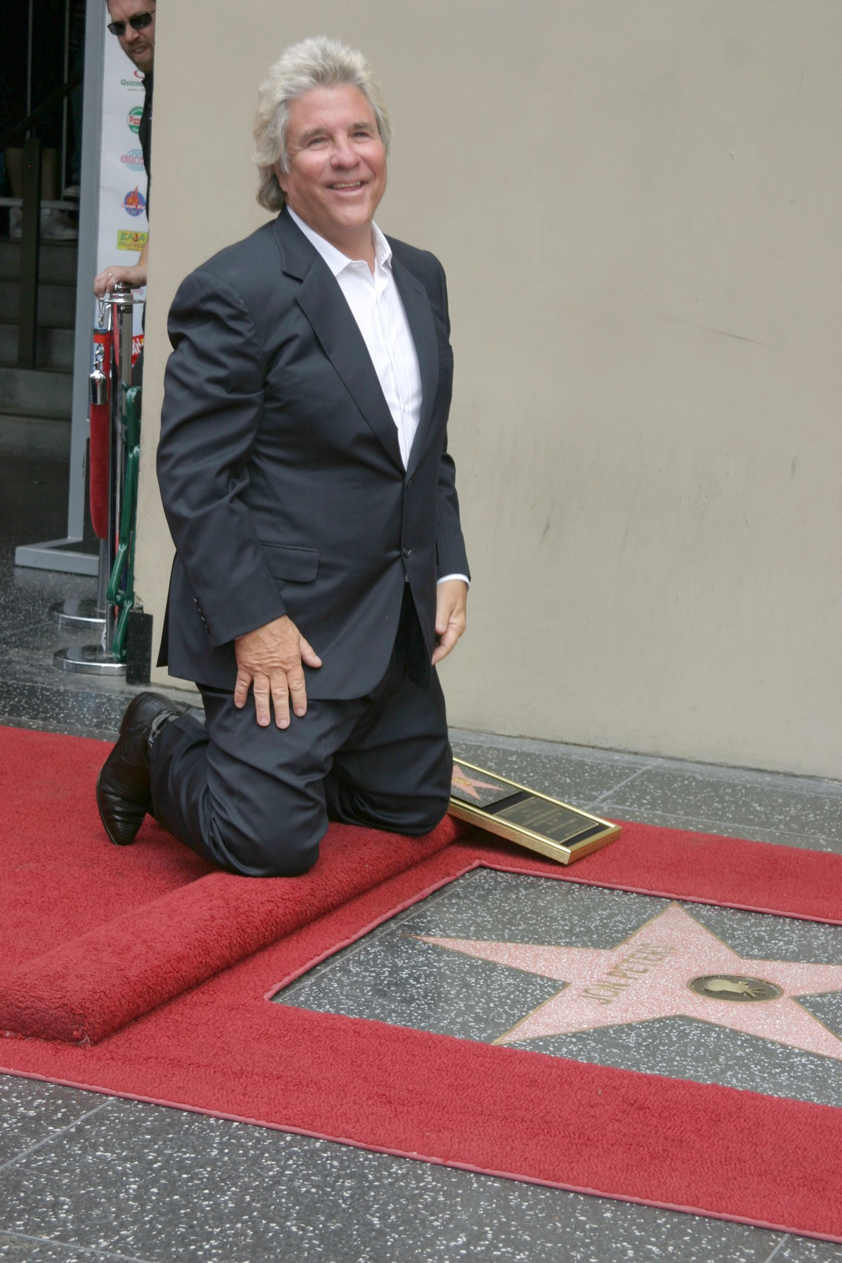 Jon Peters Jon Peters receives a star on the Hollywood Walk of Fame Hollywood & Highland Los Angeles, CA May 1, 2007 ©2007 Kathy Hutchins / Hutchins Photo, Image: 21052702, License: Rights-managed, Restrictions: , Model Release: no, Credit line: ©2007 Kathy Hutchins / Hutchins / Newscom / Profimedia