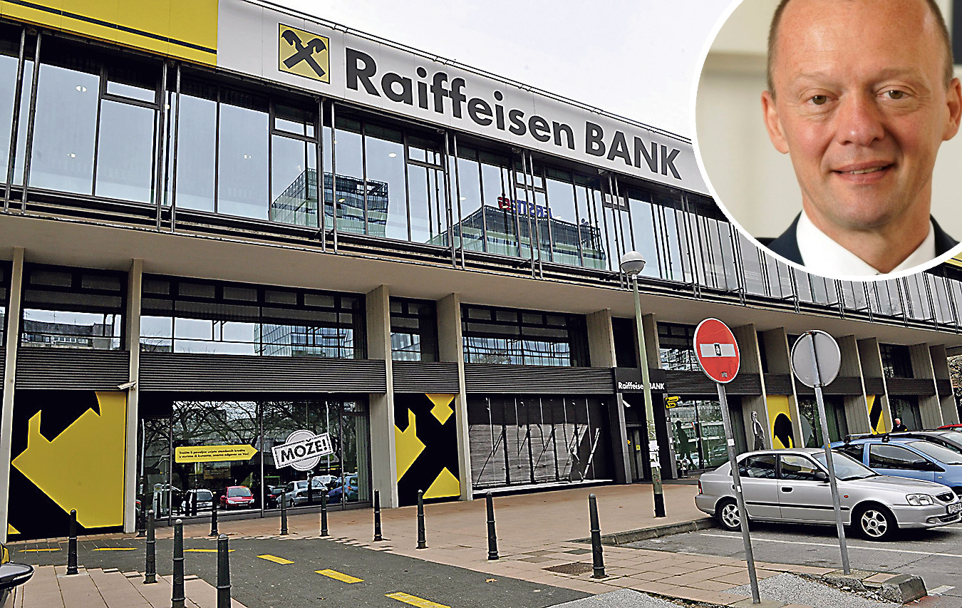 Novac Hnb Uzeo Papire Iz Raiffeisena Predsjedniku Uprave Mulleru Prijeti Oduzimanje Licence