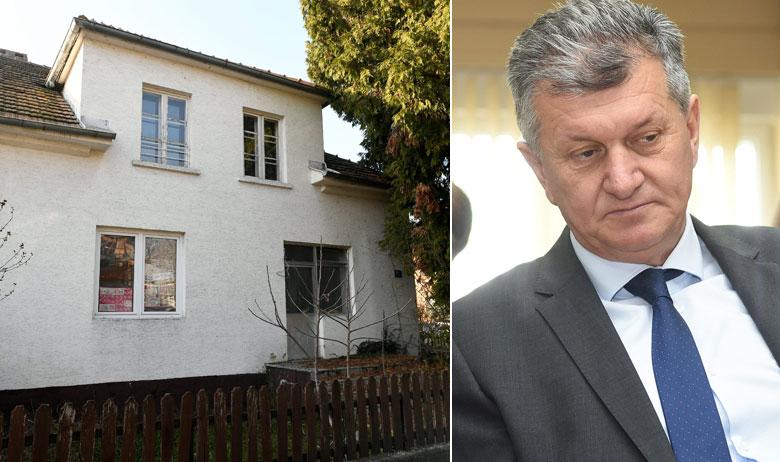 Kujundžićeva kuća na Maksimiru