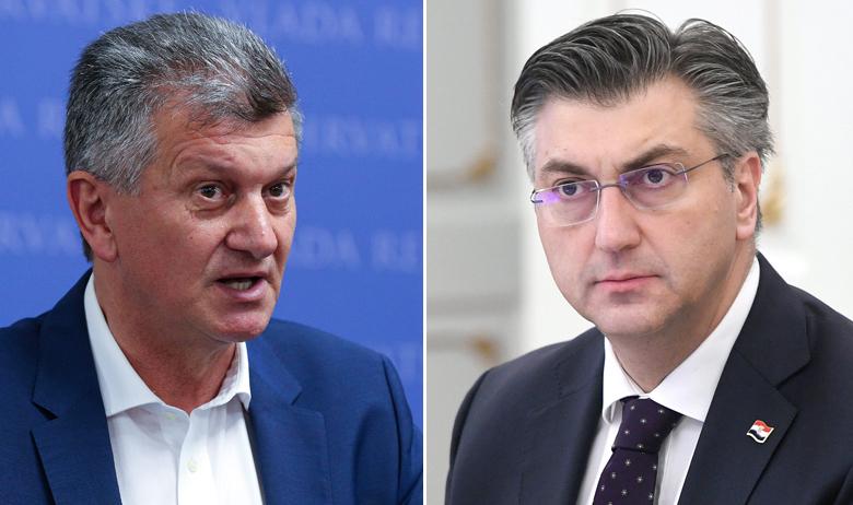Milan Kujundžić; Andrej Plenković