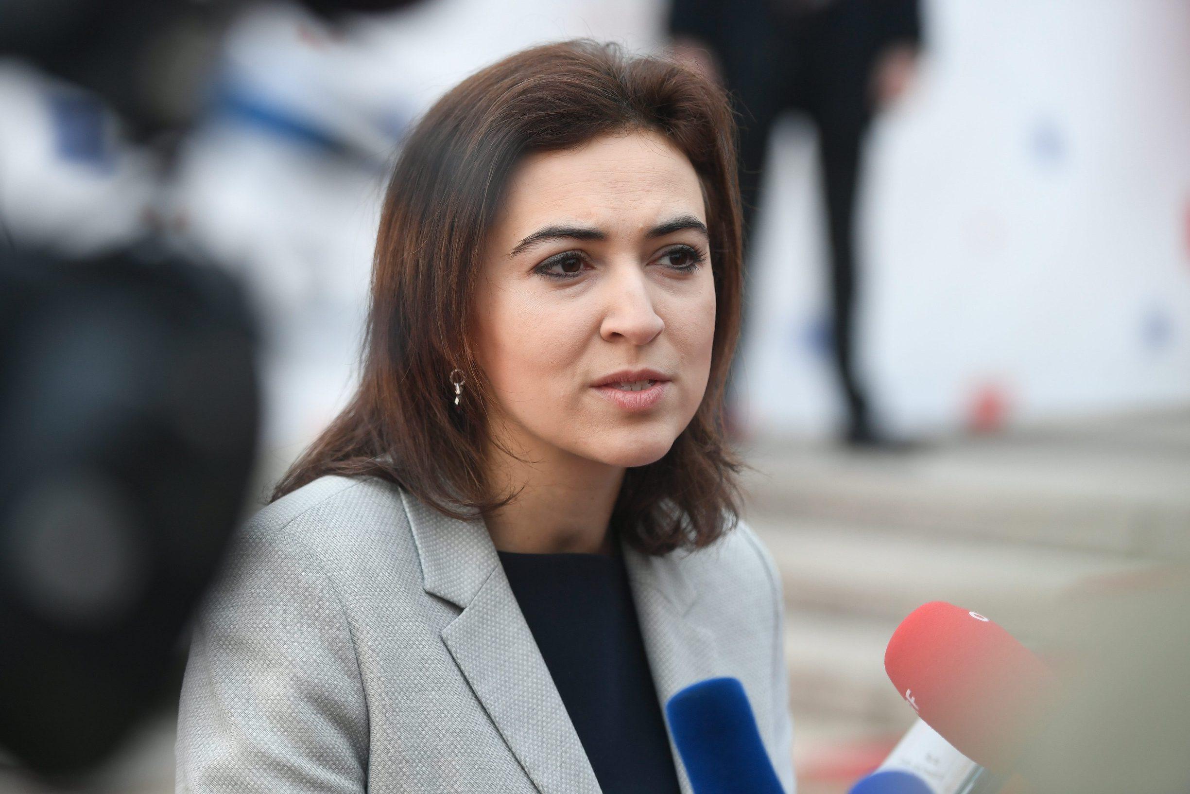 Ministrica pravosuđa Austrije Alma Zadić