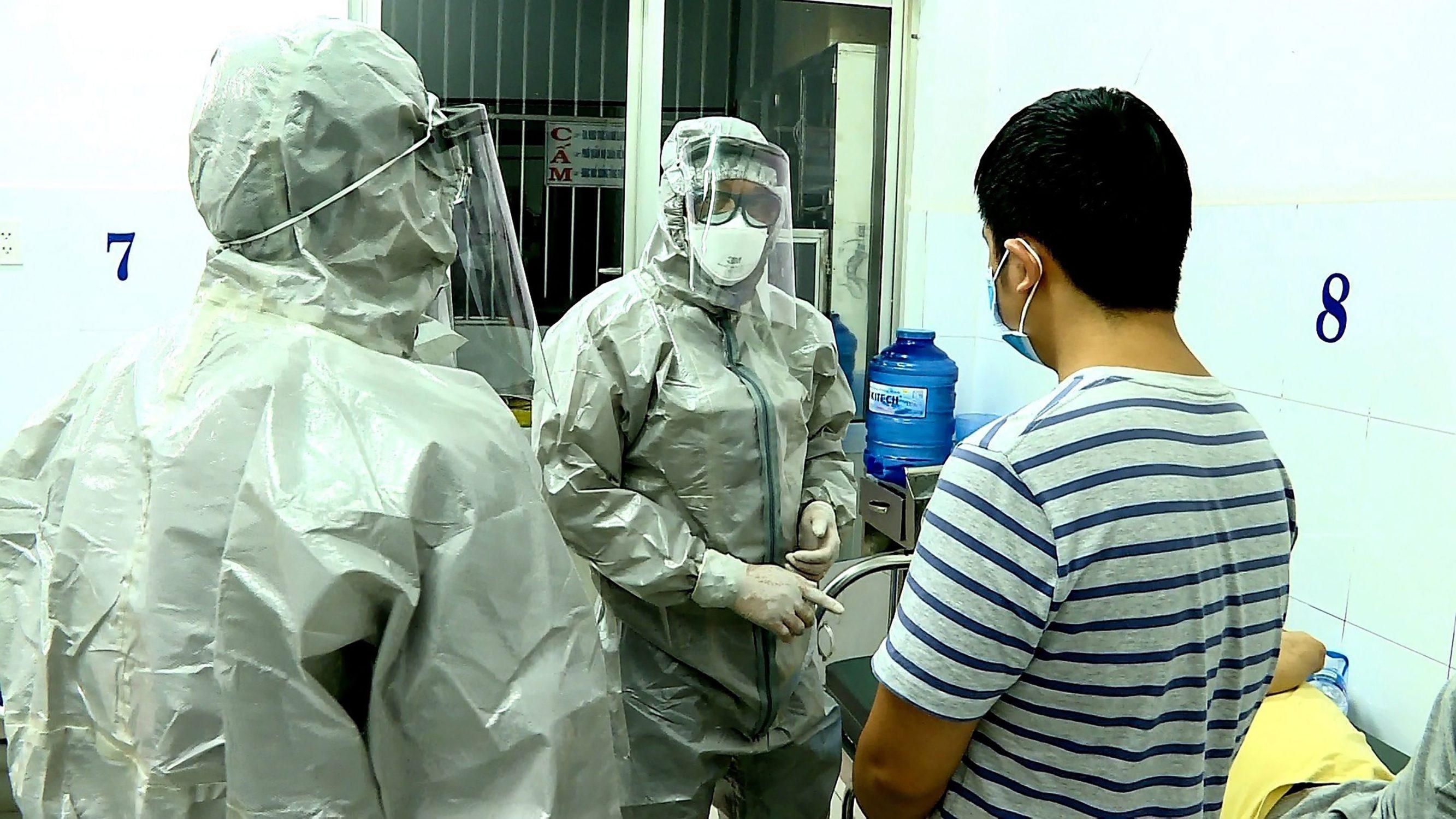 Medicinsko osoblje u Vijetnamu
