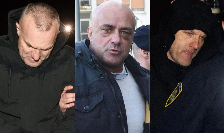 Darko Purgar, Leon Lučić i Andrija Vrhovac
