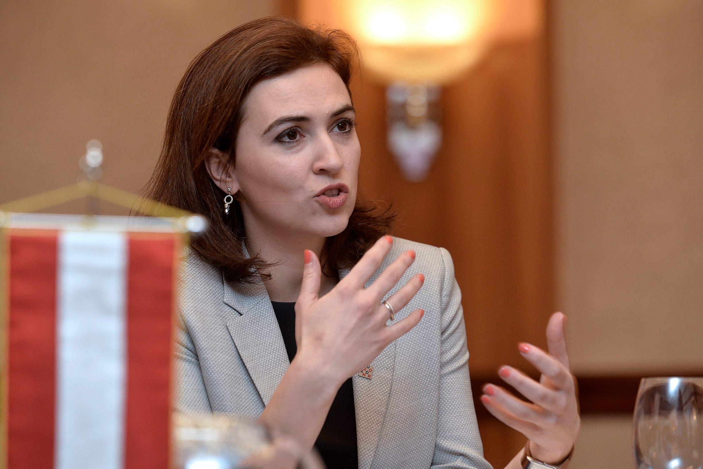 Austrijska ministrica pravosuđa Alma Zadić