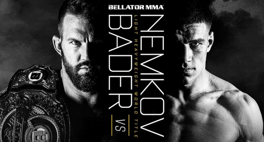 Ryan Bader vs Vadim Nemkov