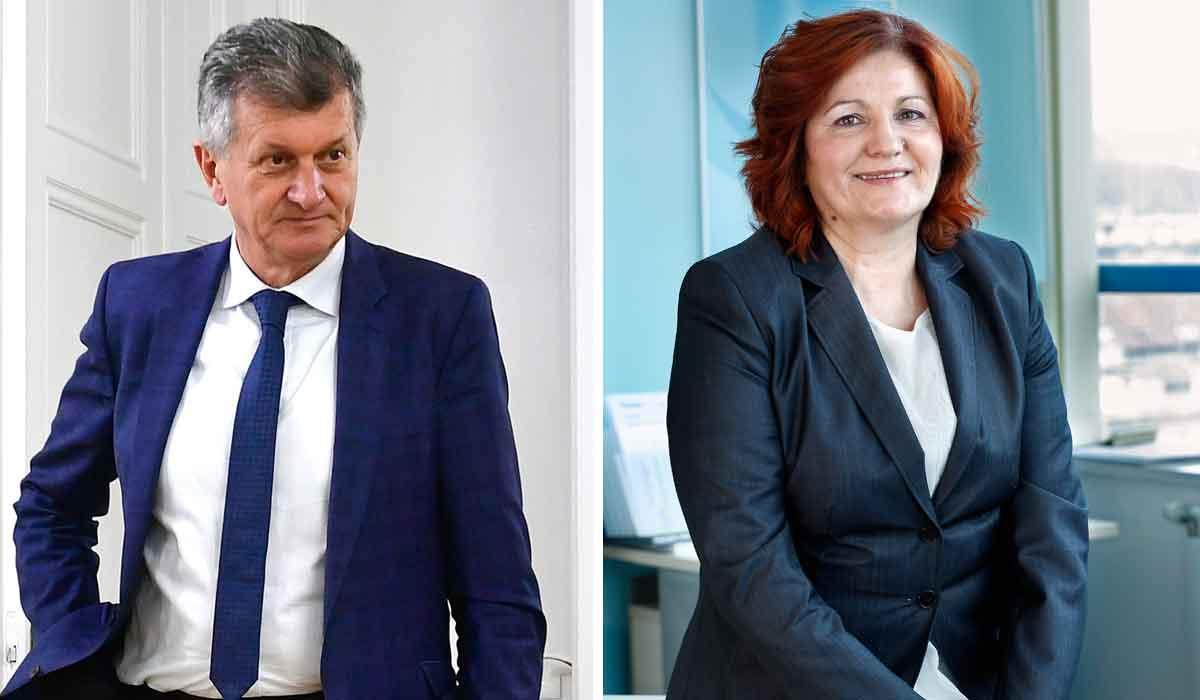 Milan i Tatjana Kujundžić