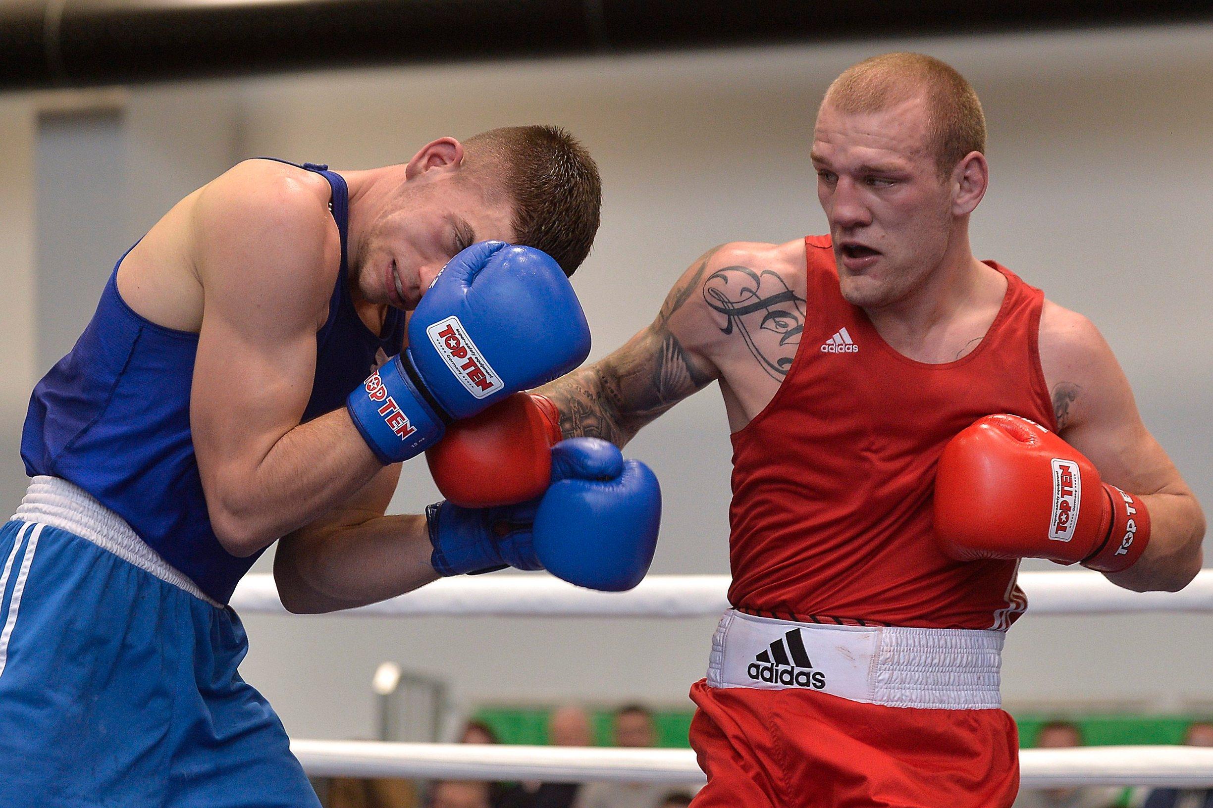 Matej Uremović vs. Luka Plantić
