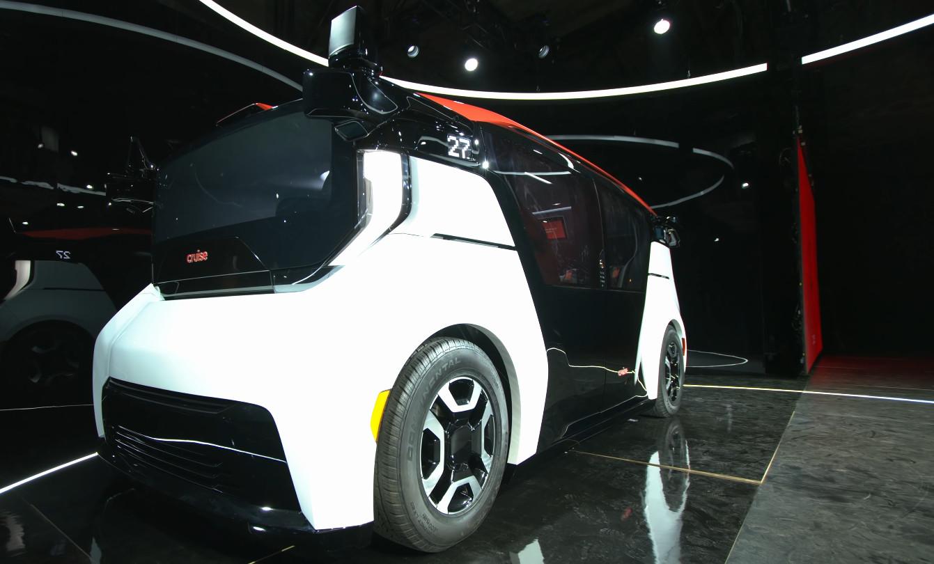 Cruise, novi autonomni taksi
