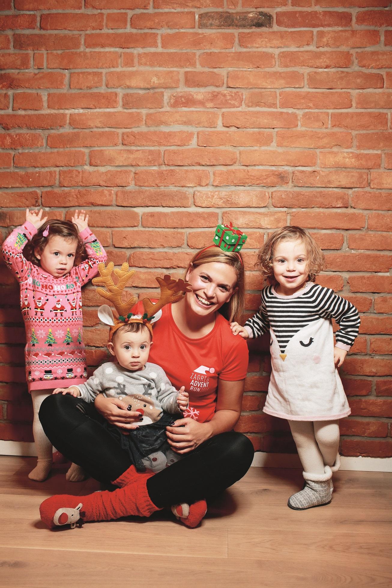 zagreb 25.11.2019 Doris Pincic i Nevena Rendeli s djecom foto vedran peteh