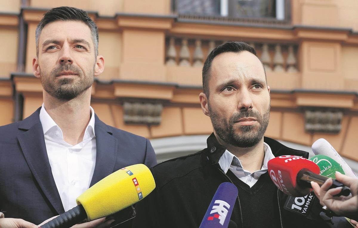 Ivo Šegota, Mladen Kožić
