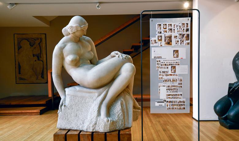 Jutarnji List Drukciji Pogled Na Mestrovica Umjetnice Ivane