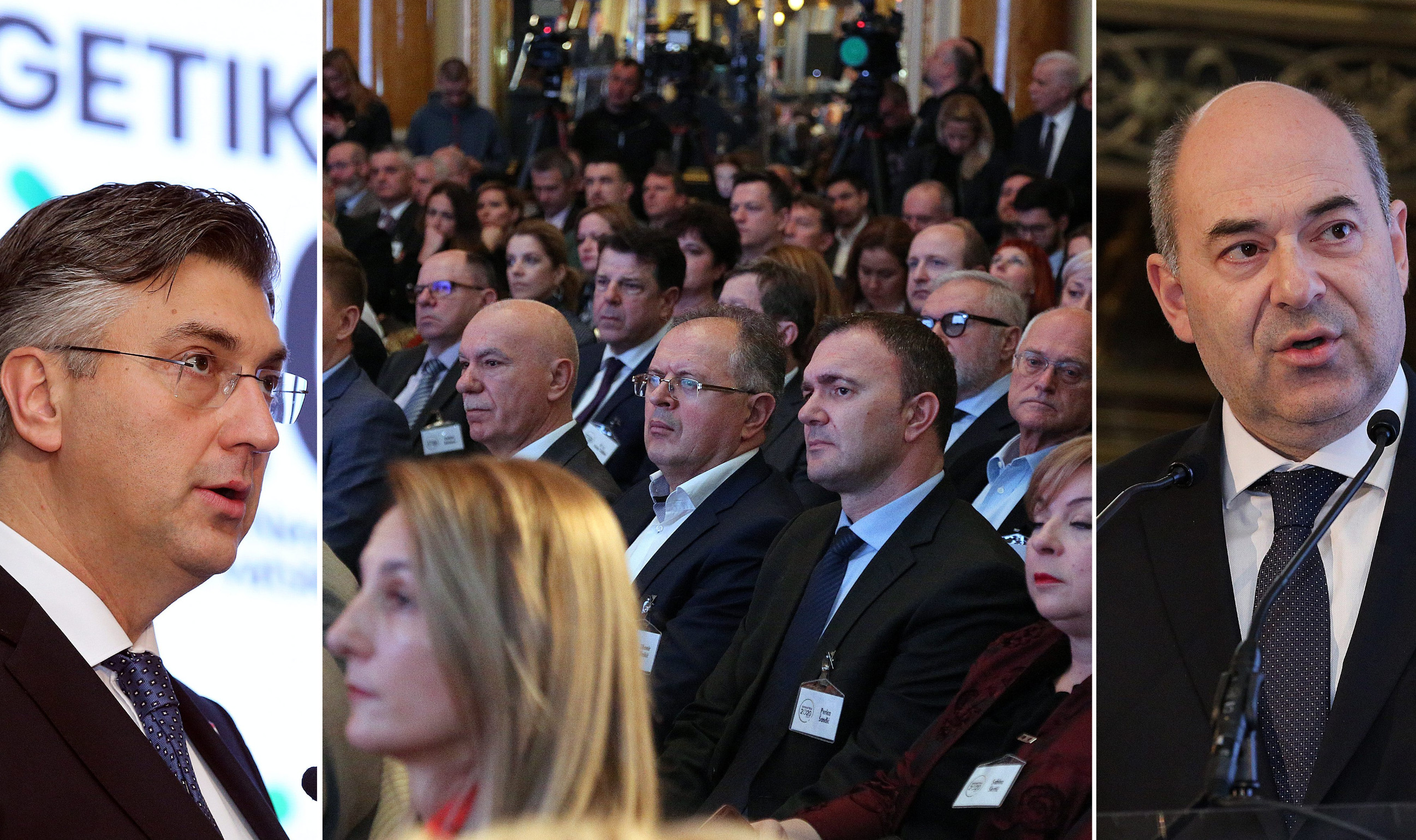Konferencija Jutarnjeg lista Energetika 2020. 'Green New Deal za Hrvatsku'