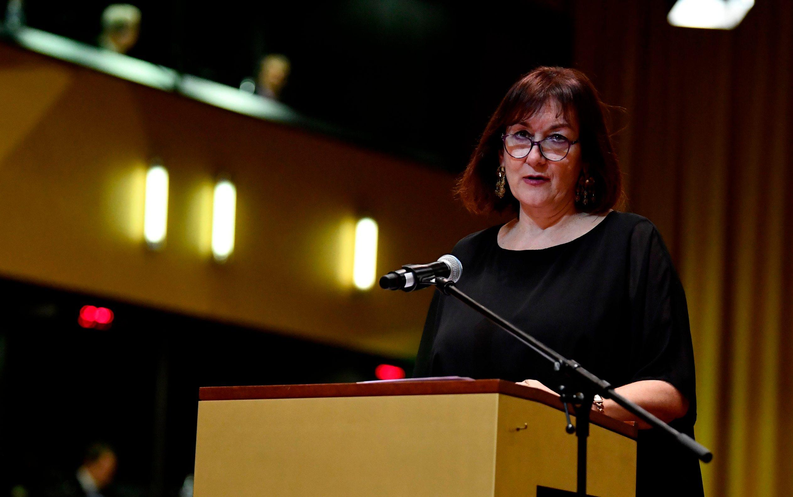 EC Vice President of Democracy and Demography Dubravka Šuica