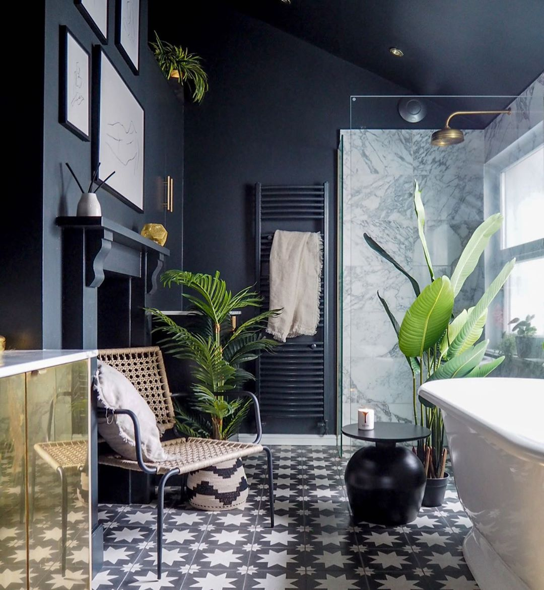 crna kupaonica