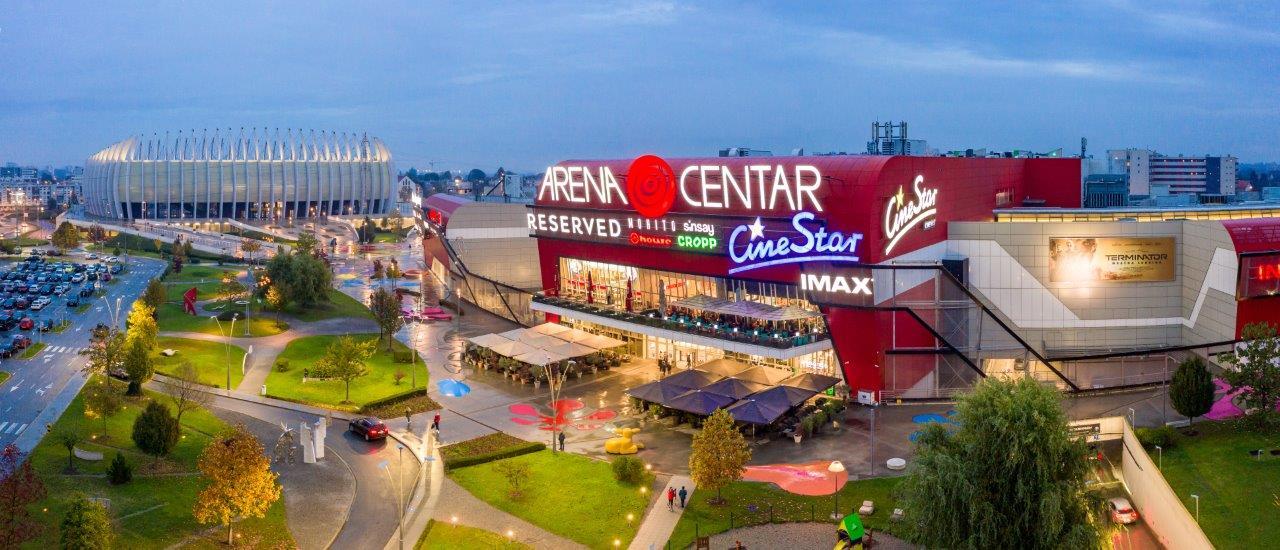 Jutarnji List Arena Centar I Dalje Rusi Rekorde Najveci Shopping Centar U Zagrebu 2019 Zavrsio Je Rekordnim Poslovnim Rezultatima I 10 Milijuna Posjeta