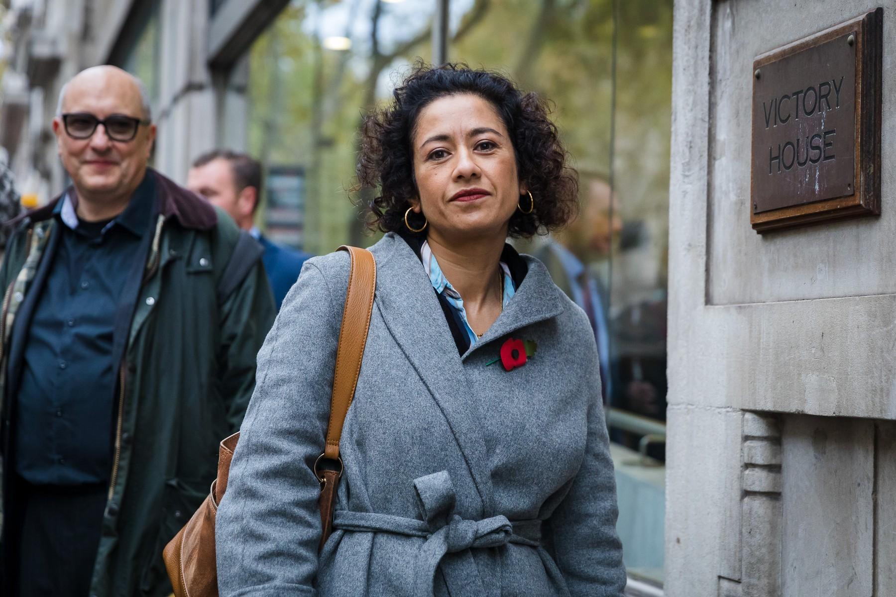 Samira Ahmed, novinarka