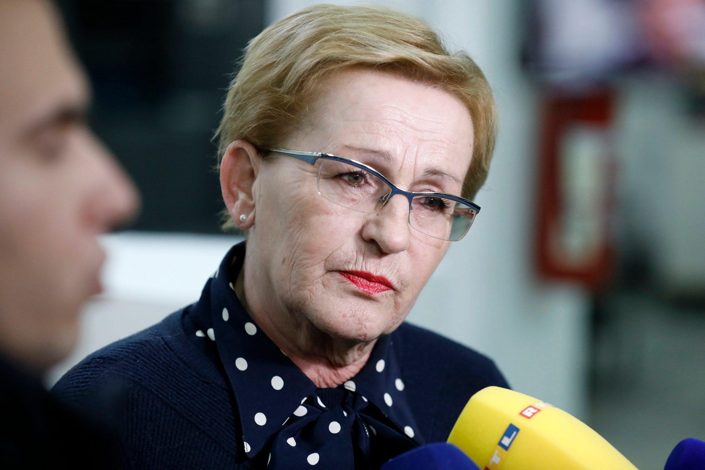 Vesna Fabijančić Križanić, potpredsjednica Državnog izbornog povjerenstva
