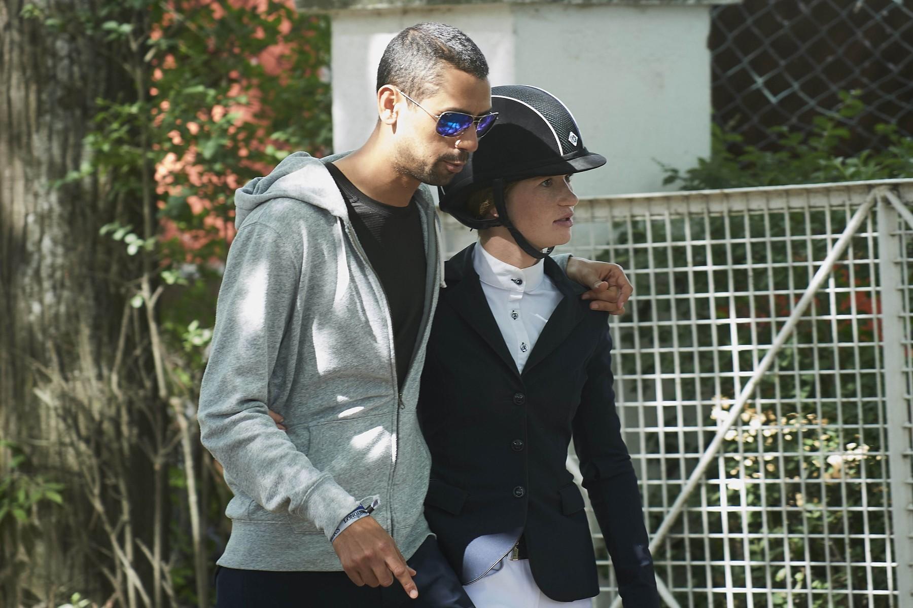 Jennifer Gates i Nayel Nassar