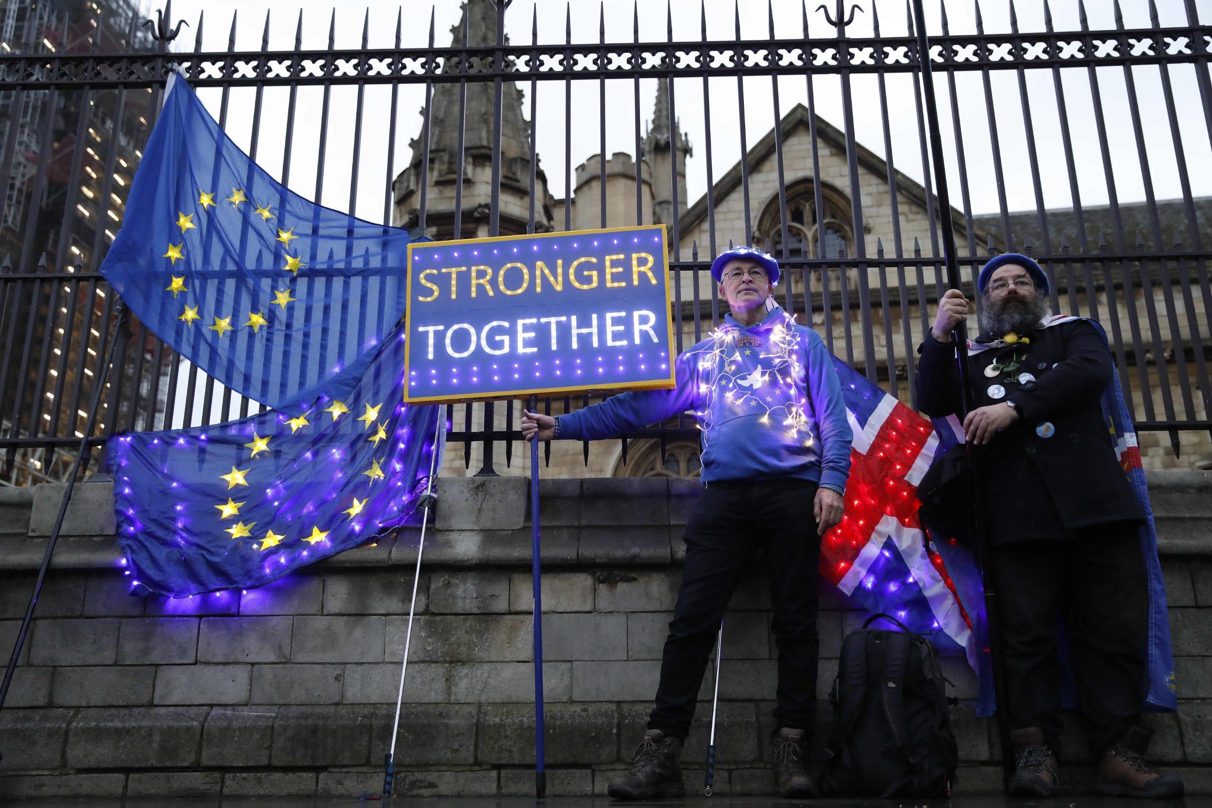 Zagovornici ostanka u Uniji i dalje ne odustaju i ne gube entuzijazam