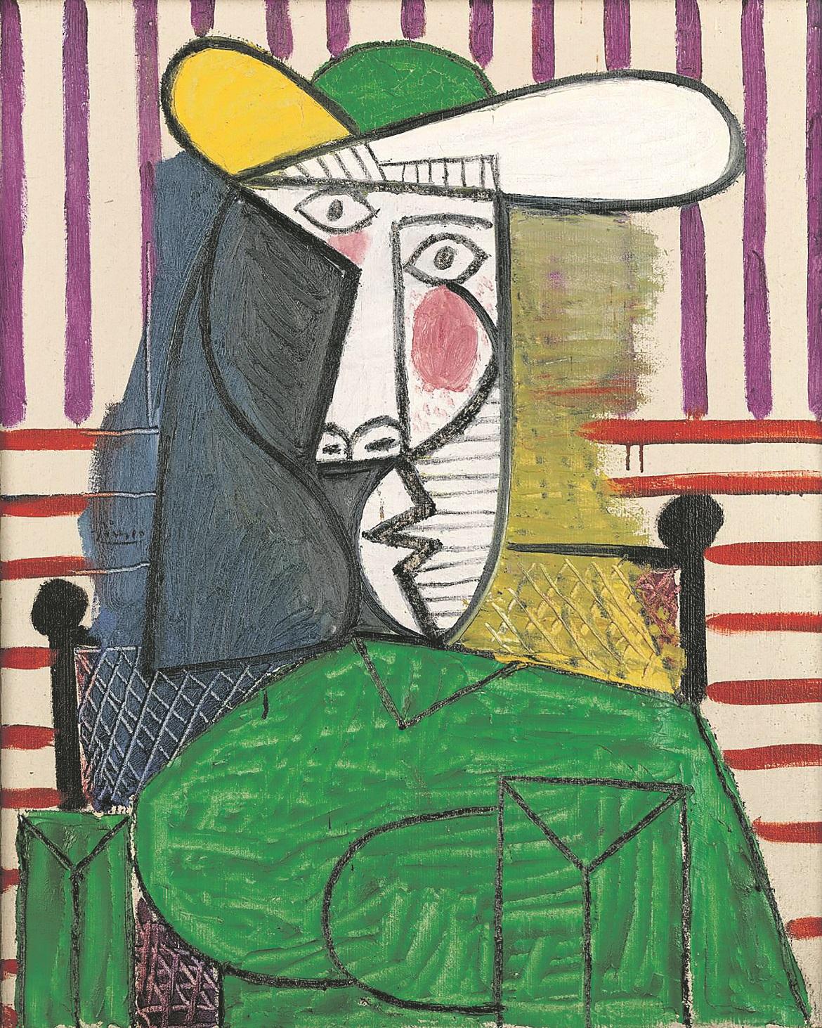 Picassoovo djelo 'Buste de femme'