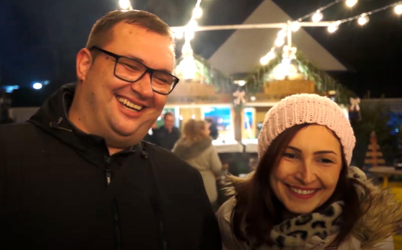 Kristian Hostić, povratnik iz Njemačke i njegova djevojka Marijana