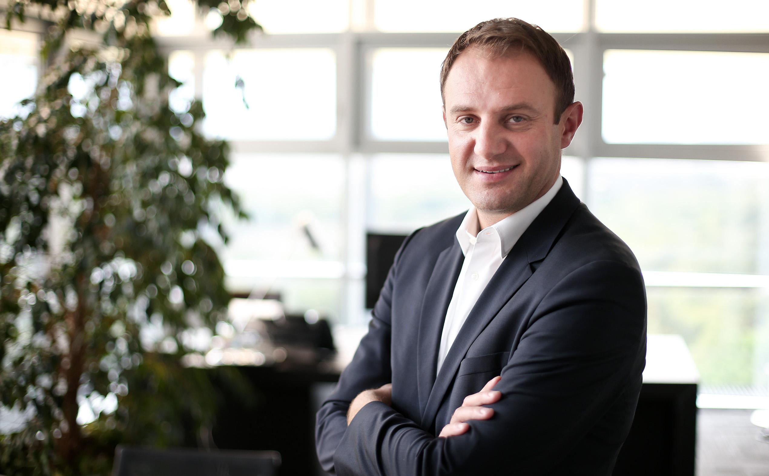 Zvonko Kolobara, direktor BAT-a u Adria regiji