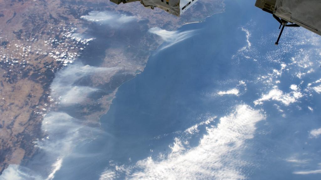 NASA-ina snimka požara u Australiji