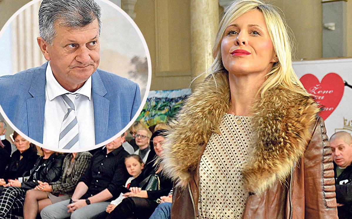 Milan Kujundžić (lijevo) i Dijana Zadravec (desno)