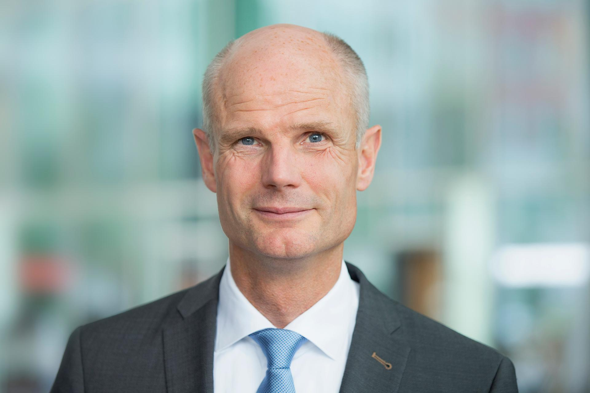"Stephanus ""Stef"" Blok, Dutch Minister of Foreign Affairs"