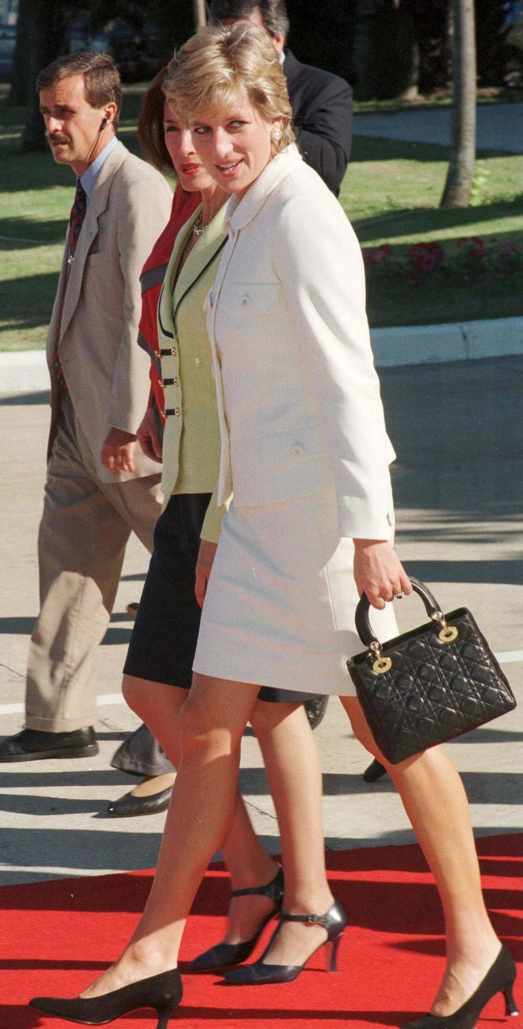 PRINCESS DIANA IN ARGENTINA - 1995  PRINCESS DIANA PRINCESS DIANA IN ARGENTINA - 1995  BRITISH, Image: 221342068, License: Rights-managed, Restrictions: , Model Release: no, Credit line: Times Newspapers Lt / Shutterstock Editorial / Profimedia