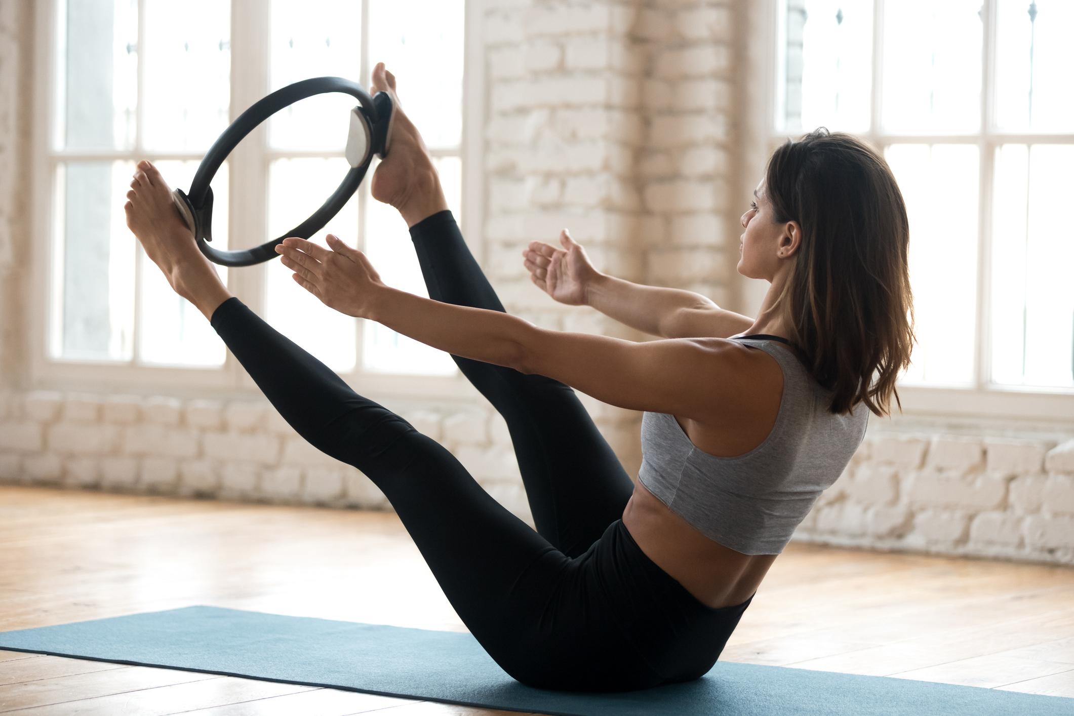 Pilates je usredotočen na izduživanje mišića, umjesto samo na njihovo bildanje.