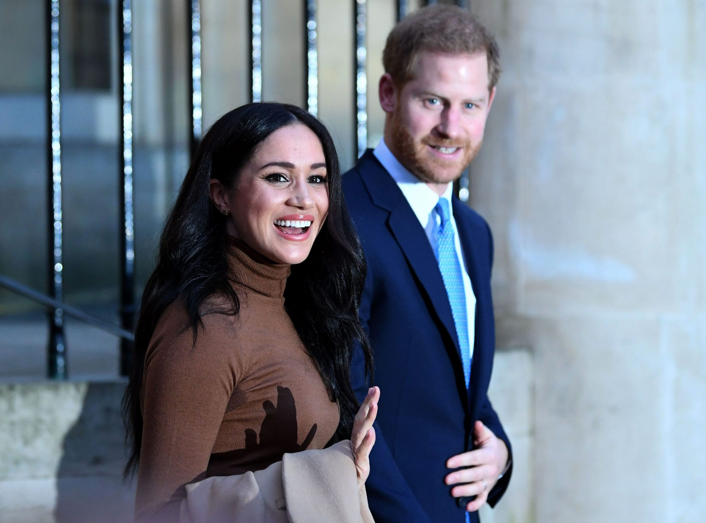Harry i Meghan Markle