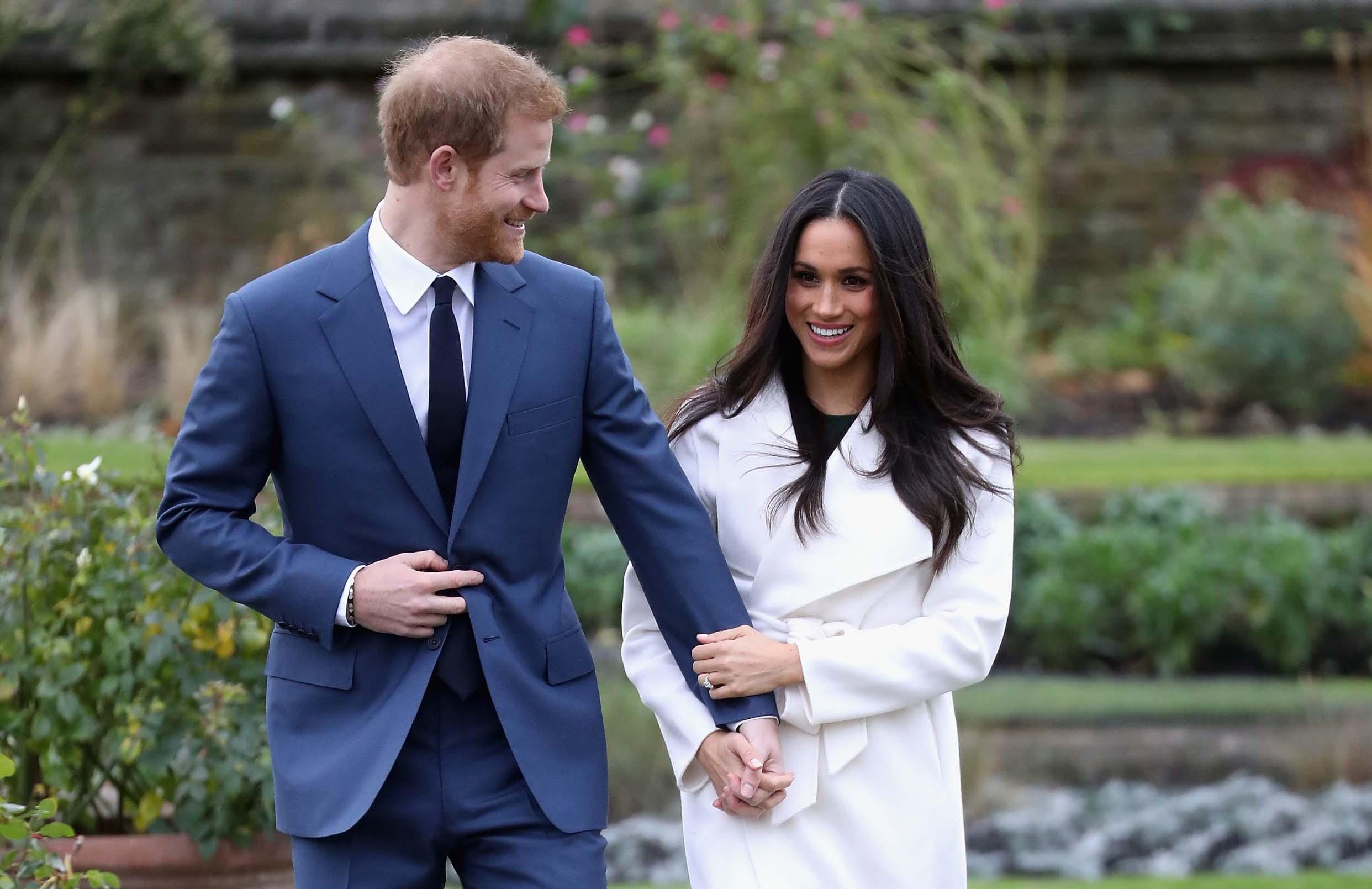 Princ Harry i Meghan Markle objavili zaruke 27. studenog 2017.
