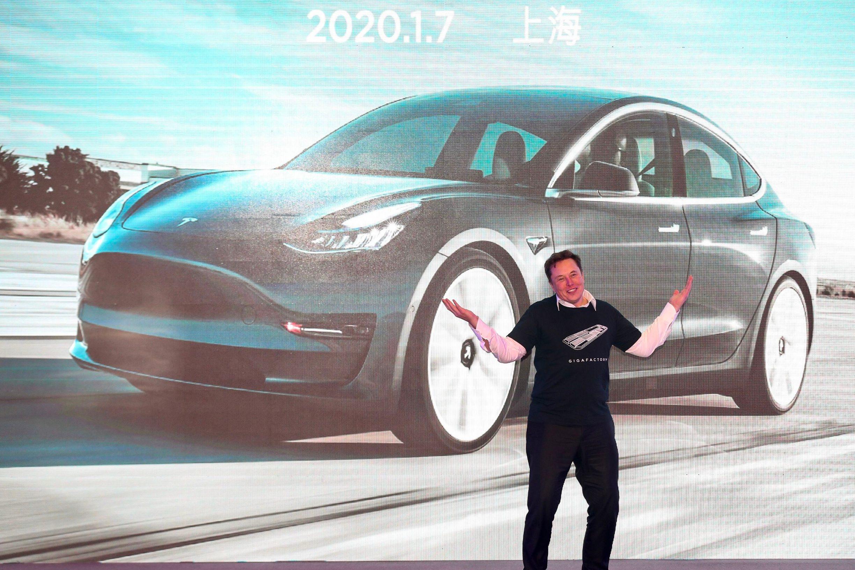 Elon Musk, glavni izvršni direktor Tesle