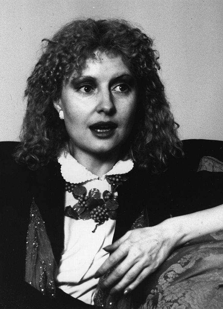 May 1978:  Shere Hite the author of 'Report on American Women and Sex'.  (Photo by Keystone/Getty Images)