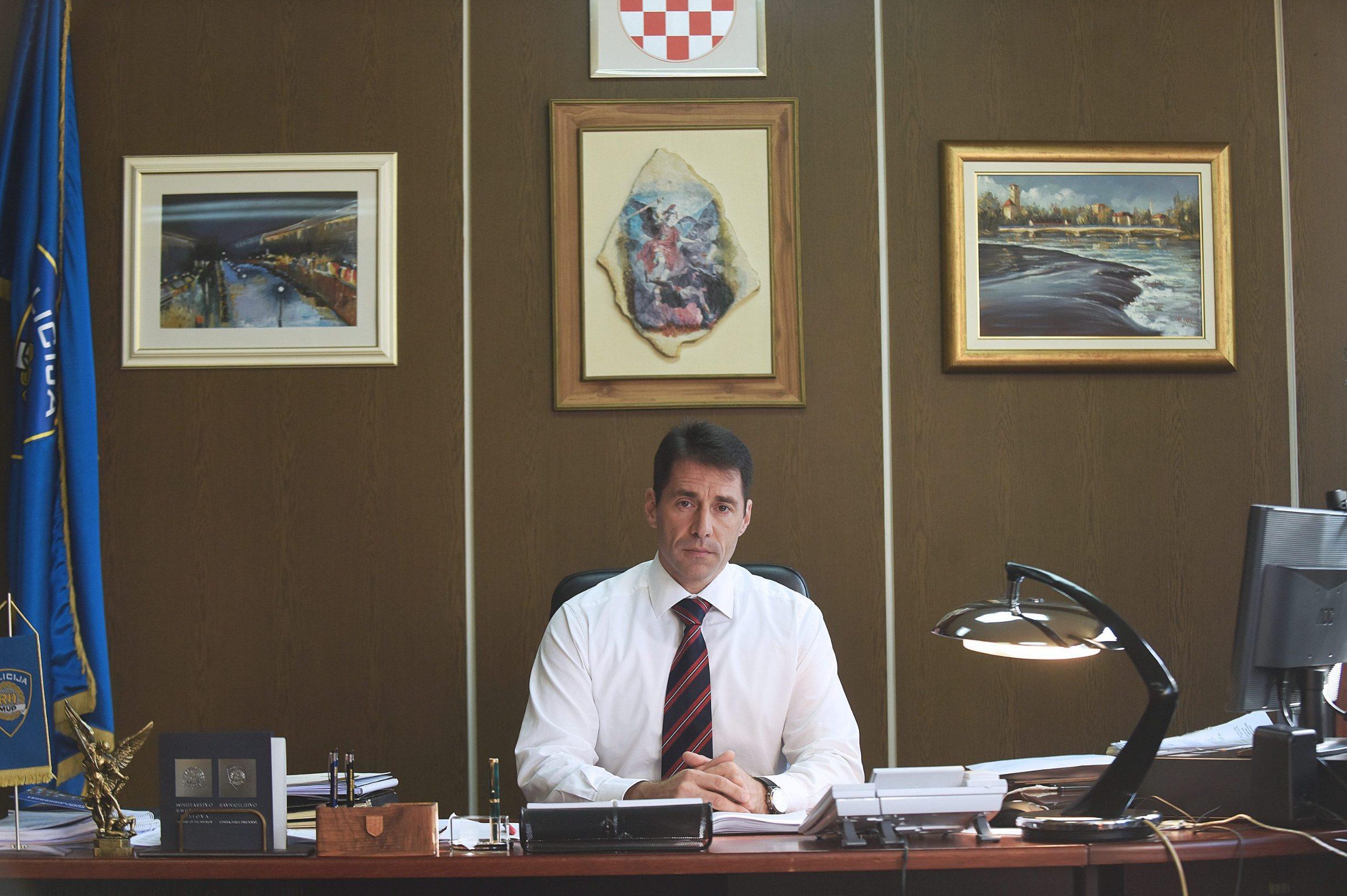 """Nakon što je snimka procurila u javnost tvrdilo se da je tadašnji zamjenik ravnatelja policije Josip Ćelić (na fotografiji) svojim položajem utjecao na """"bunkeriranje"""" prijave. No, ustanovilo se da su sami čelnici zadarske policije Ćelićev prekršaj držali u ladici"""